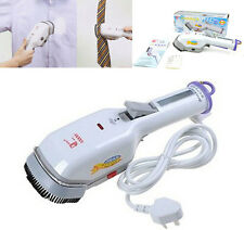Family Fabric Iron Steam Wrinkle Brush Laundry Clothes Electric Garment Steamer