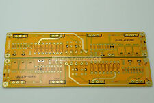 1 pair of Base PCB Board for Class A single-ended PASS A3 HIFI Amplifier board