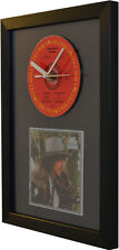 Bob Dylan - Desire - CD Album - Framed CD Clock - Special Gift Idea