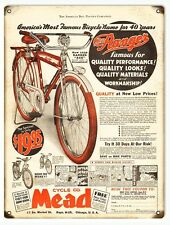Nostalgic Ranger Mead Bicycle Sign