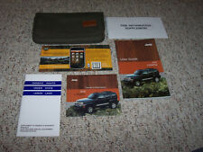 2012 Jeep Liberty Owner's Owner User Manual Sport Limited Jet Edition 4WD 3.7L