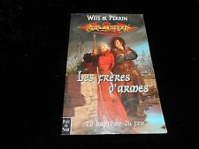 Margaret Weis & Tracy Hickman : Lance Dragon : Les frères d'armes GF