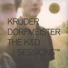 KRUDER & DORFMEISTER The K&D Sessions - 5x LP VINYL - !K7 - NEW / NEUWARE - RAR