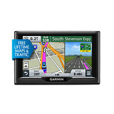 "Garmin Nuvi 68LMT 6"" GPS with Lifetime Maps & Traffic Updates Brand New"