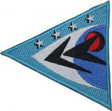 Space 1999 Ultra Probe Embroidered Patch Badge Sew / Iron-on 9cm inche Triangle