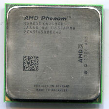 AMD Phenom X4 9850 socket AM2+ CPU HD9850XAJ4BGH 2.5 GHz quad core 125W 2MB L3