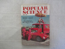 1955 Jun Popular Science Magazine Vol 166 #6 How To Get A Car Out Of Sand VG/FN