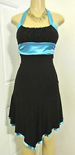 ❤️ LOT OF TWO ELEGANT XS/S JUNIORS DRESS TABOO AND MIA CHICA STRETCH STYLE--#C2
