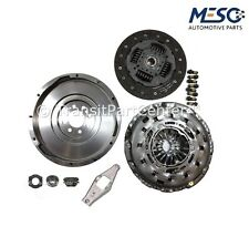 SOLID FLYWHEEL FLY WHEEL & CLUTCH FORD TRANSIT 2000-2006  MK6 RWD 2.4 2000-2006