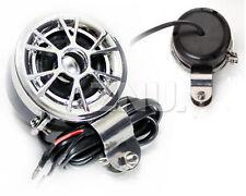 Shockproof Motorcycle Motorbike Audio Stereo MP3 iPod Radio Amplifiers Speaker