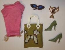 Nur 3 Tage ! Vintage Barbie  Poodle Parade #1643 Rare Accessories Spikes  et al.
