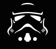 Storm Trooper Sticker Decal Star Wars Car Vinyl