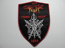 CELTIC FROST SHIELD   EMBROIDERED PATCH