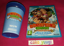 DONKEY KONG COUNTRY TROPICAL FREEZE NINTENDO WII U NEUF VERSION 100% FR + BONUS