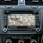 """RNS-Style 7"""" Touch-Screen Sat-Nav/DVD/iPod/Bluetooth/GPS for VW T5 Transporter"""
