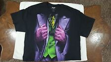 DC's Joker Graphic Tee Mens XL