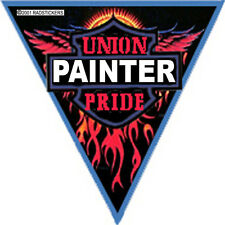 UNION PAINTER STICKER, CONSTRUCTION STICKERS CPNT-1