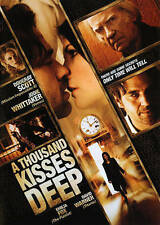 A THOUSAND KISSES DEEP - JODIE WHITTAKER  DOUGRAY SCOTT 2013 HORROR DVD