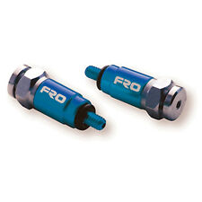 FRO Systems Motocross Front Fork Suspension Air Bleeders SHOWA / KAYABA BLUE