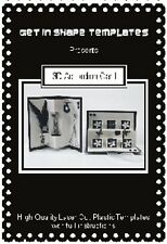 STAMPS AWAY - 3d ACCORDIAN CARD TEMPLATE - Get in Shape by Ali Reeve