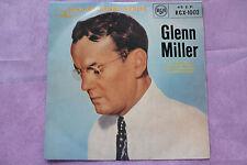 GLENN MILLER: RCA GOLD STANDARD SERIES 4-TRACK EP FROM 1958 (RCX-1003)