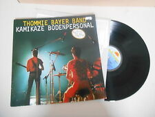 LP Folk Thommie Bayer Band - Kamikaze Bodenpersonal (Song) METRONOME