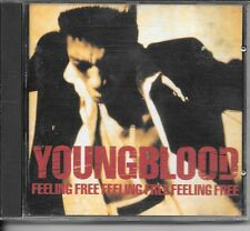 CD ALBUM 12 TITRES--SYDNEY YOUNGBLOOD--FEELING FREE--1989