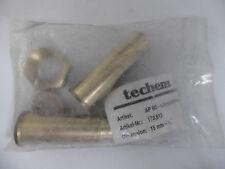 Techem AP 90 Lötverschraubung  Wasserzähler-Verschraubung 15mm 173613 Neu OVP