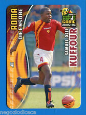 [GCG] CALCIO CARDS GAME 2005-06 - Figurina-Sticker n. 153 - KUFFOUR - ROMA