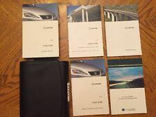 2012 Lexus IS350/IS250 Owner's Manuals Stock #009