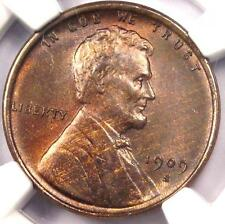 1909-S VDB Lincoln Wheat Cent 1C - NGC MS64 - Rare Date Penny - $2,150 Value!