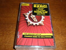 Frankie Goes To Hollywood CASSETTE The Greatest Hits Of NEW