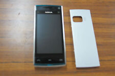 Nokia x6 white 16gb (Unlocked)  GSM  for part or not working