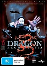 Dragon From Russia (DVD, 2005)