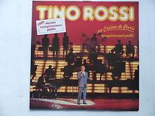 TINO ROSSI Casino de Paris 2C170 73361/2 Avec le sticker