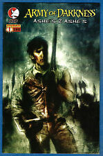 ARMY OF DARKNESS Ashes 2 Ashes # 1 C  (vf-) 2004 DDP