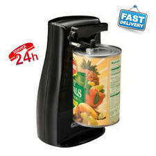 Extra Tall Electric Can Opener Durable Power Knife Sharpener Black Proctor-Silex