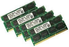 64GB 4x 16GB DDR3 1600 MHz PC3-12800 SODIMM 204 pin Sodimm Laptop Memory 64G RAM