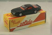CHEVROLET CAMARO 1983 collection Solido Hachette en boite
