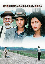 CROSSROADS - RALPH MACCHIO - NEW / SEALED DVD - UK STOCK