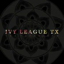 "Ivy League - Transparency COLORED 12"" MAKE DO AND MEND TITLE FIGHT H2O LA DISPUT"