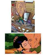 THE HEAD SAVES THE EARTH - Complete Series - 3 DVD Set - MTV - Liquid TV