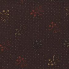 Moda Fabric Kansas Troubles/Pheasant Hill Feathers 9383/16-1 YD CUTS