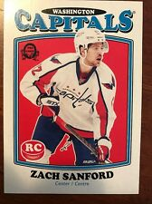 2016-17 UD Hockey Series 2 Opee Chee RC  Zach Sanford #673