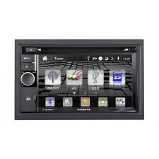 XZENT X-202BT 2-Din Moniceiver con Bluetooth Kit Mani Libere 16:9 TFT-LCD