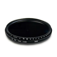 67mm verstellbarer ND2 - ND400 Neutraldichte ND Graufilter variabel