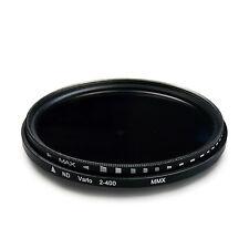 67mm verstellbarer ND2 - ND400 Neutraldichte ND Graufilter variabel