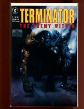 THE TERMINATOR THE ENEMY WITHIN 1(9.0)(VF/NM)DARK HORSE(b050)