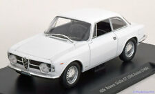 1:24 Leo Models Alfa Romeo Giulia GT 1300 Junior 1966 white