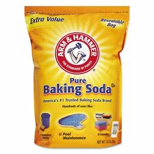 Arm & Hammer Baking Soda, 13-1/2 lb Bag, Original Scent - CDC3320001961